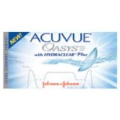 Acuvue Oasys with Hydraclear Plus weeklenzen 6-pack